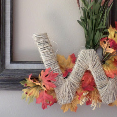 Fall diy decor ideas projects