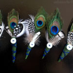 Feather Boutonniere Craft