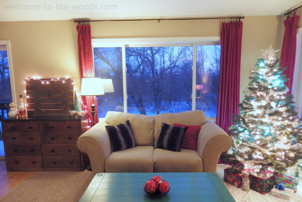 How To Use Twinkly Lights Living Room