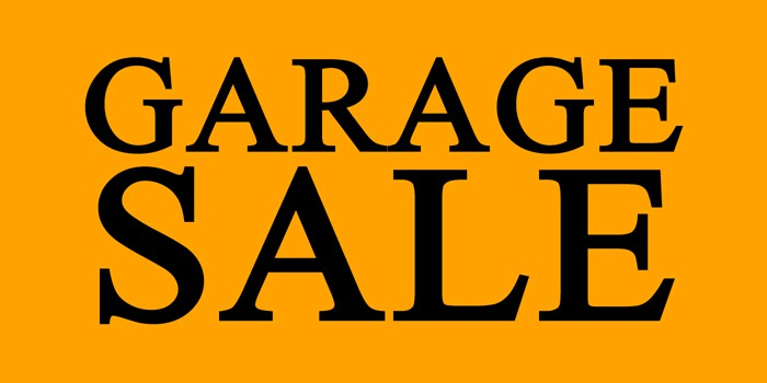 How to Find Great Garage Sales