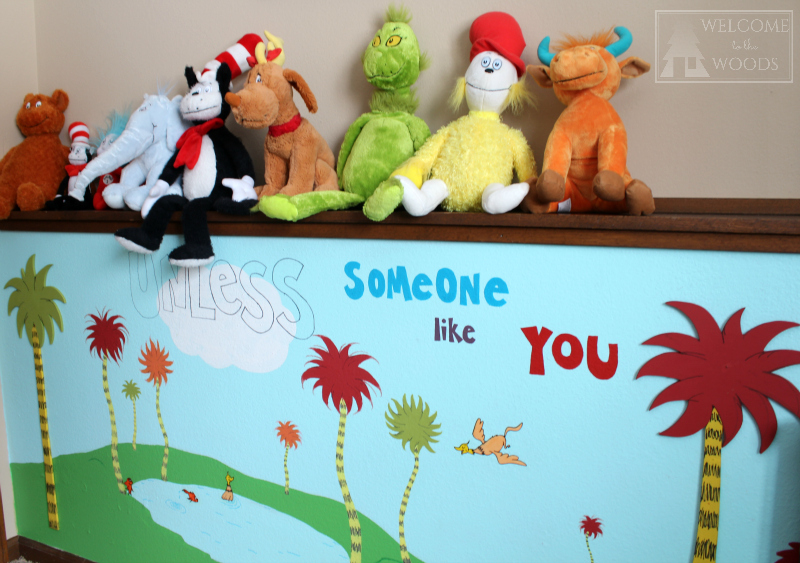 Stuffed animal Dr. Seuss Sam I Am, Grinch, Max, Cat in the Hat, Thing 1 & 2, Hop on Pop, Mr. Brown Can Moo Cow, Horton the Elephant Collection