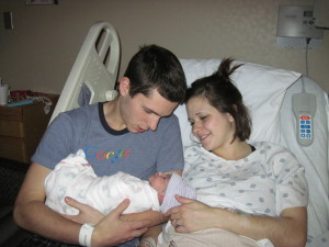 Advice for New Parents - a great tip for how to take care of a newborn and your relationship with your spouse