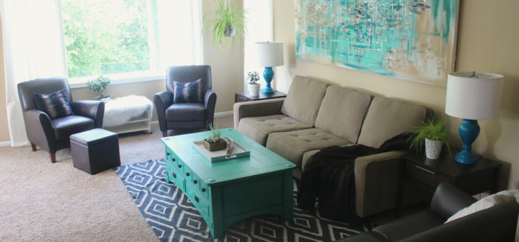 Designing A Room Starting From A Blank Space