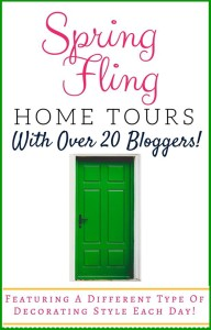 Spring Fling Home Tours