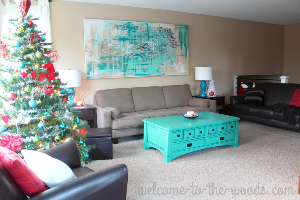 See my whole home decked out for the holidays, Christmas decor galore! My theme was poinsettias and you will not be disappointed with the amount of diy ideas in my home.
