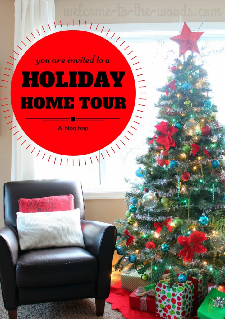 Come see numerous bloggers share their holiday homes after they have decked the halls for Christmas!