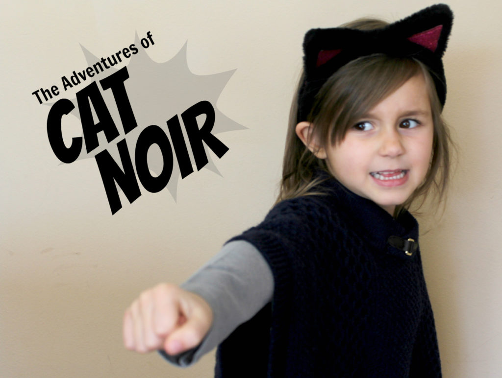 Play with your kids in other ways besides pretend. My daughter loves to pretend to be Cat Noir from Miraculous.