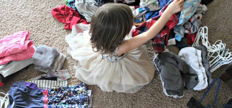 Raising Capable Kids: The Chore List