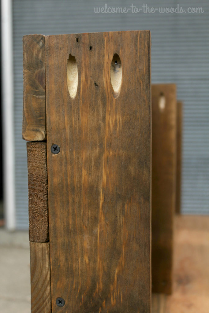 Using a Kreg Jig pocket hole drill tool to revamp and transform furniture.