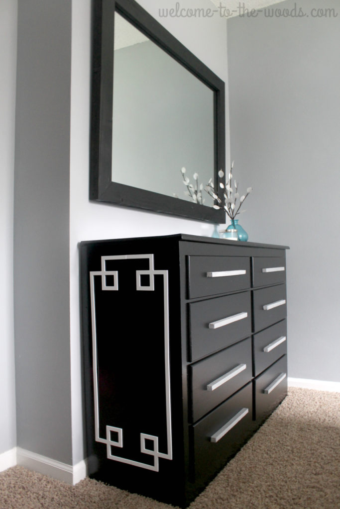 Use O'verlays to create modern designs on your furniture!