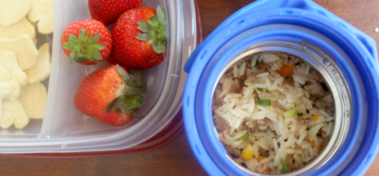 Packing School Lunch Tips & Tricks