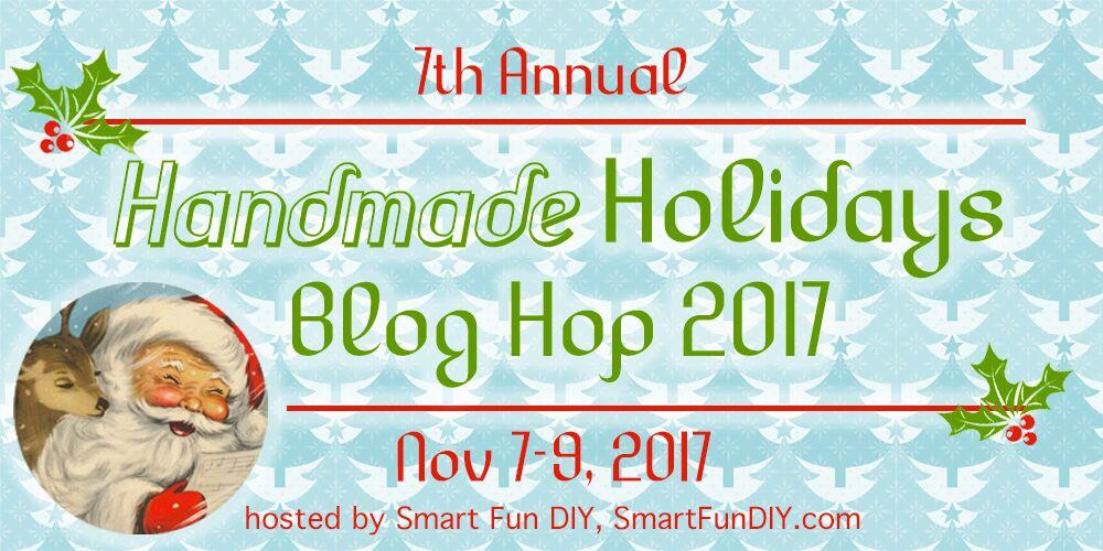 Handmade Holidays Blog Hop Image