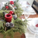 Holiday Home Tour 2017 Winter Woodland Theme
