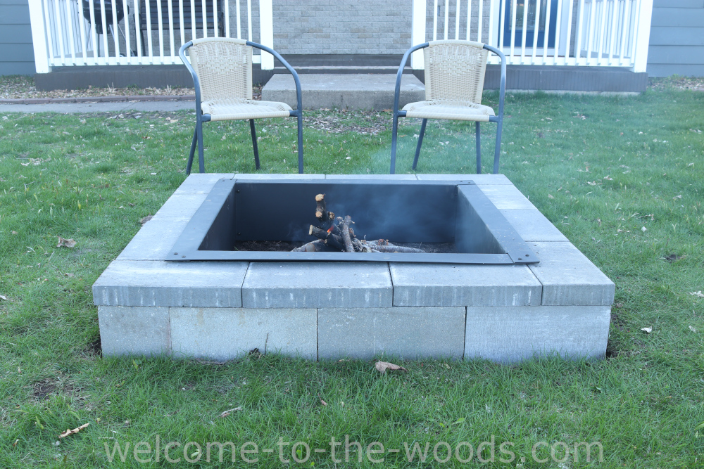 Modern Diy Fire Pit Easy Build