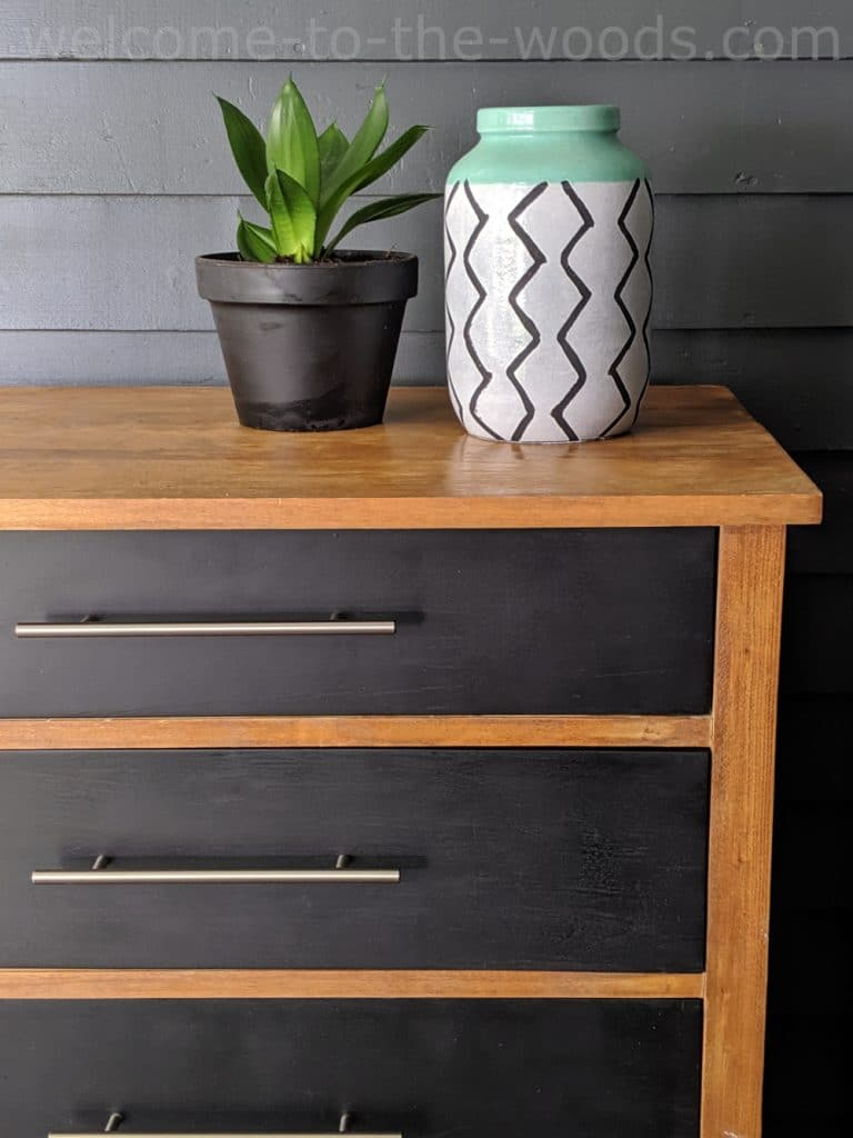 Modern Diy Dresser Redo